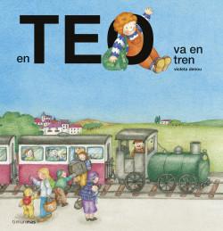 En Teo va en tren