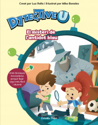 DytectiveU. El misteri de l'antídot blau