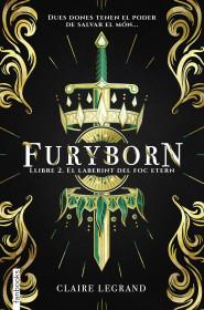 Furyborn 2. El laberint del foc etern